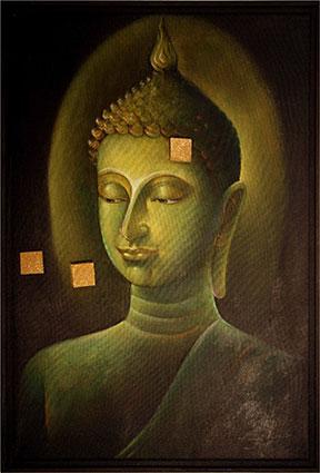 353-พระพุทธรูป 3 มิติ